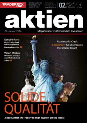 TraderFox Magazin Aktien