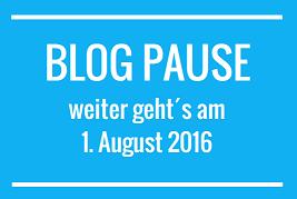 Finanzblog Rückblick und Blog Pause