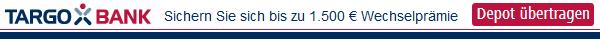 Bis zu 1500 Euro Wechselprämie sichern