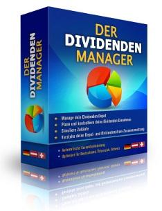 Dividenden-Verwaltung mit dem Dividenden-Manager